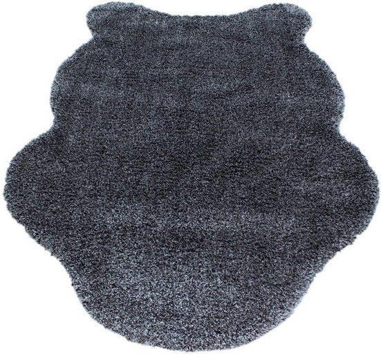 Fellteppich »Schaffell 1000«, Ayyildiz, fellförmig, Höhe 50 mm, Kunstfell