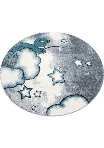 AYYILDIZ Vaikiškas kilimas »Kids 580« ovali auk...