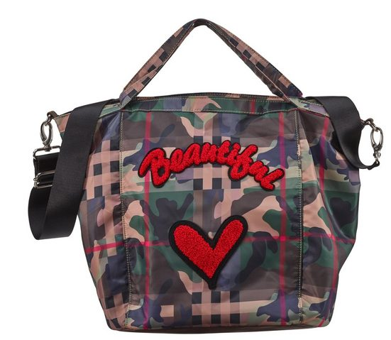 Frottee Maker Stuff Aufdruck Mit »beautiful Heart« Shopper B8w7qf