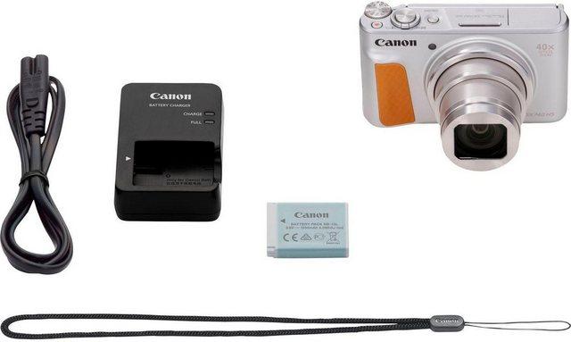 Digitalkameras - Canon »PowerShot SX740 HS« Kompaktkamera (20,3 MP, 40x opt. Zoom, Bluetooth, WLAN (Wi Fi)  - Onlineshop OTTO