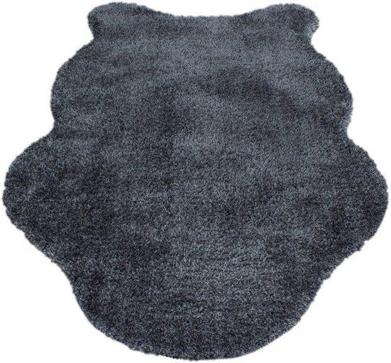 Fellteppich »Schaffell 1000«, Ayyildiz, fellförmig, Höhe 50 mm, Kunstfell, Wohnzimmer