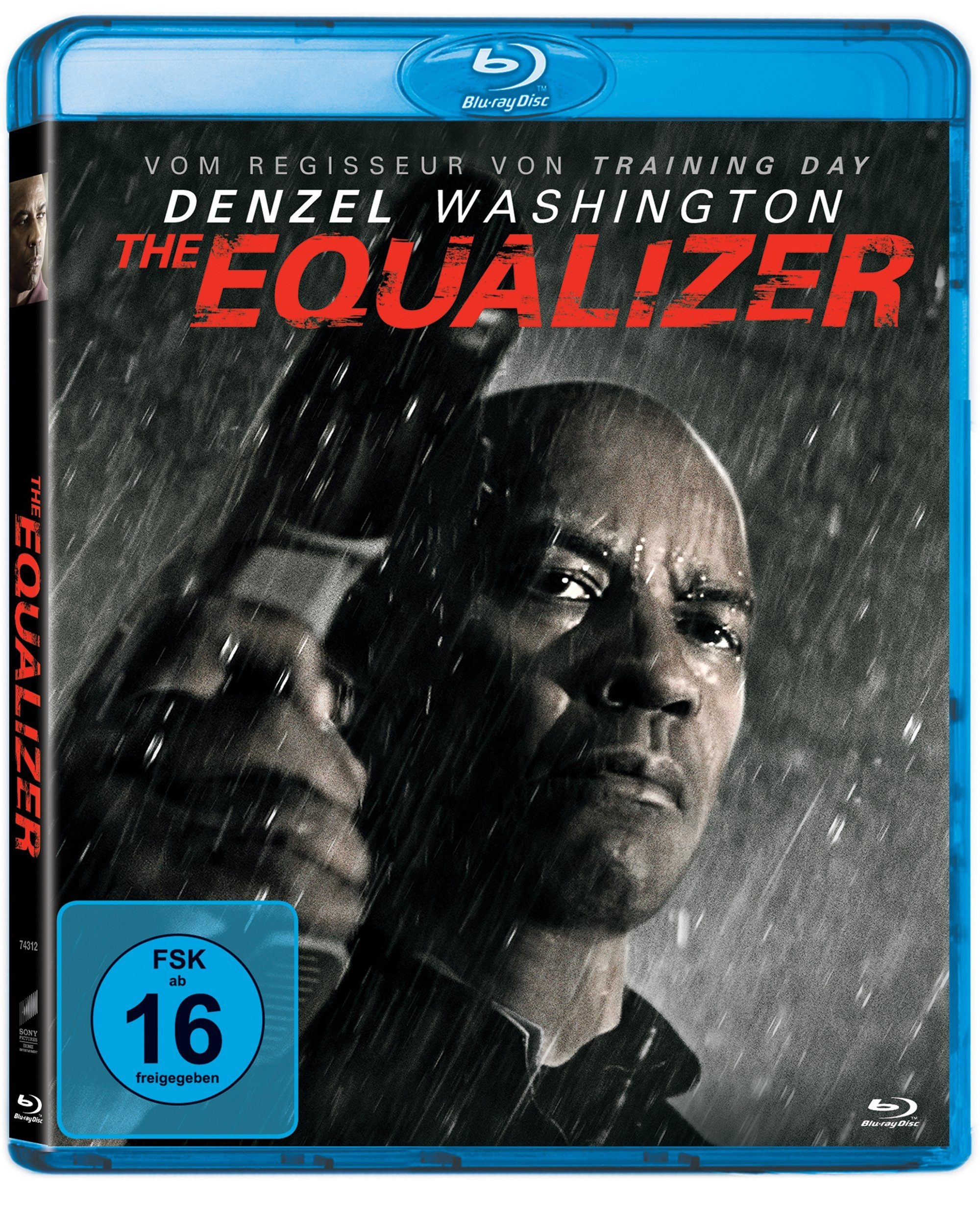 Sony Pictures Blu-ray »The Equalizer«