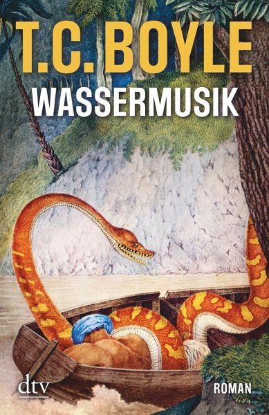 Broschiertes Buch »Wassermusik«