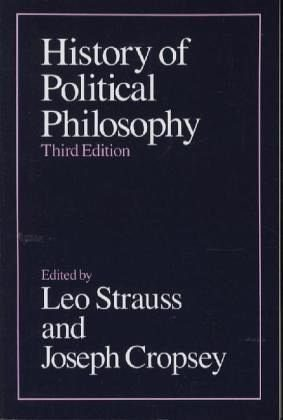 Broschiertes Buch »History of Political Philosophy«