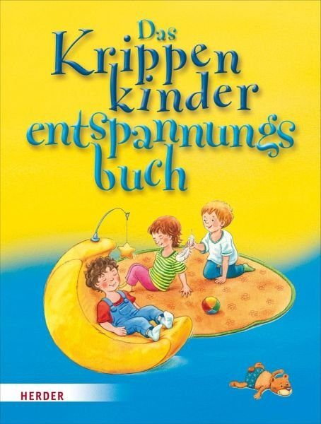 Broschiertes Buch »Das Krippenkinder-Entspannungsbuch«