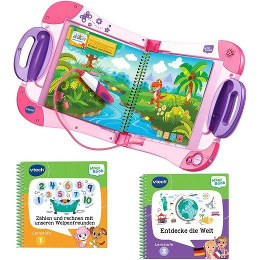 Vtech® MagiBook Deluxe Bundle pink