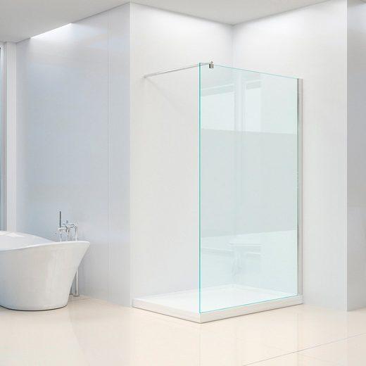 HOME DELUXE Walk-In Dusche »Navaa«, mit Lotuseffekt, verschiedene Breiten