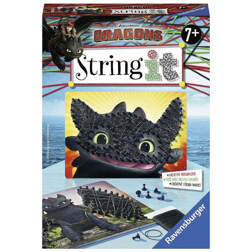 Ravensburger String it Dragons online kaufen