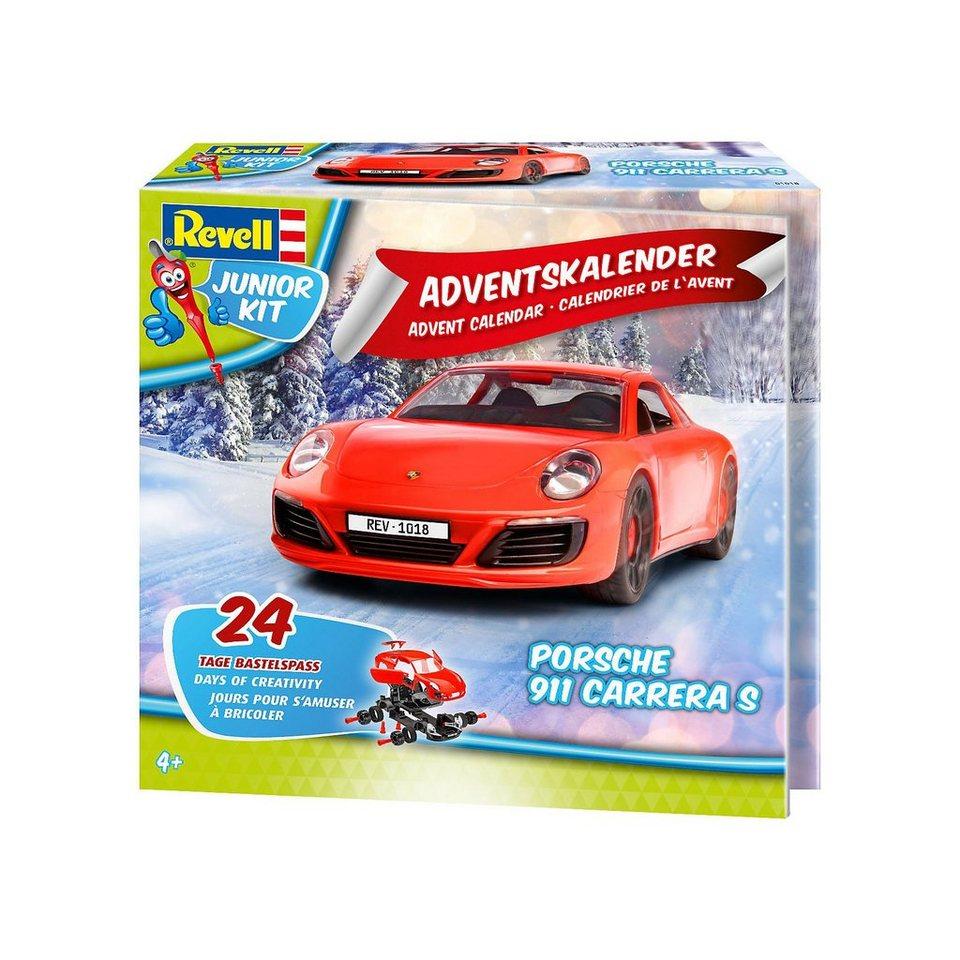 Revell® Junior Kit Adventskalender Porsche 911