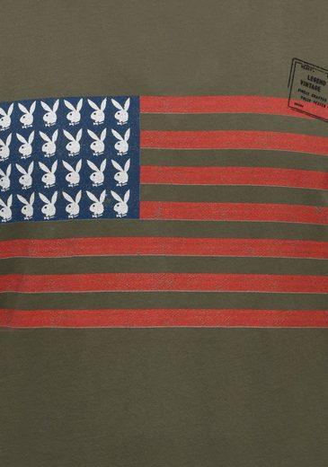 motiv Usa Mit T shirt Army Playboy Yb7gyf6
