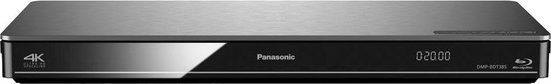 Panasonic »DMP-BDT384/385« Blu-ray-Player (4k Ultra HD, LAN (Ethernet), WLAN, 4K Upscaling)