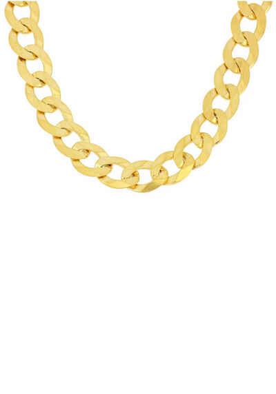 35117e728683 Firetti Goldkette Panzerkette, 6-fach diamantiert, flach