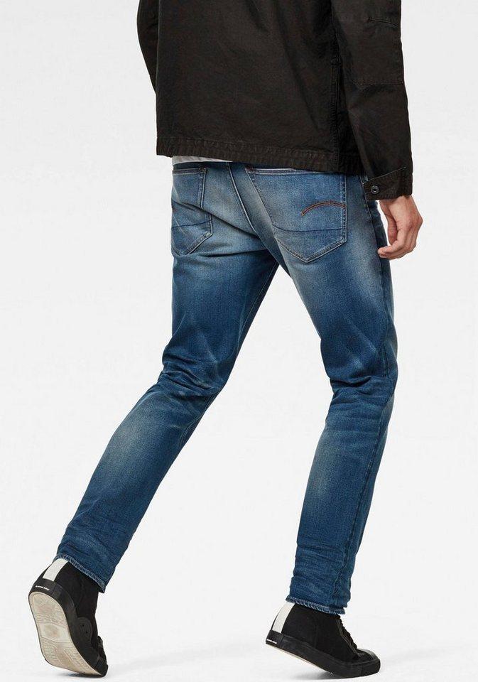 g star raw straight jeans 3301 straight stylisch. Black Bedroom Furniture Sets. Home Design Ideas