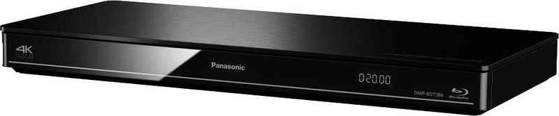 Panasonic »DMP-BDT384/385« Blu-ray-Player (FULL HD (3D) / BD-Video, LAN (Ethernet), WLAN, 4K Upscaling)