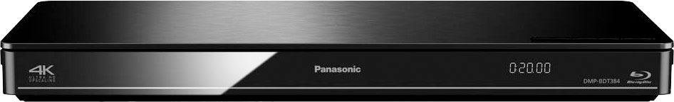 panasonic dmp bdt384 385 blu ray player 4k ultra hd. Black Bedroom Furniture Sets. Home Design Ideas