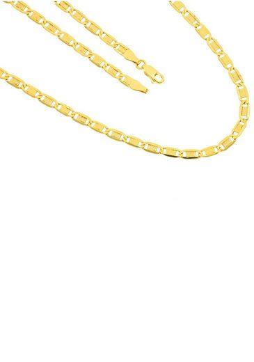 Firetti Collierkettchen »Plättchenkettengliederung, 3,5 mm«