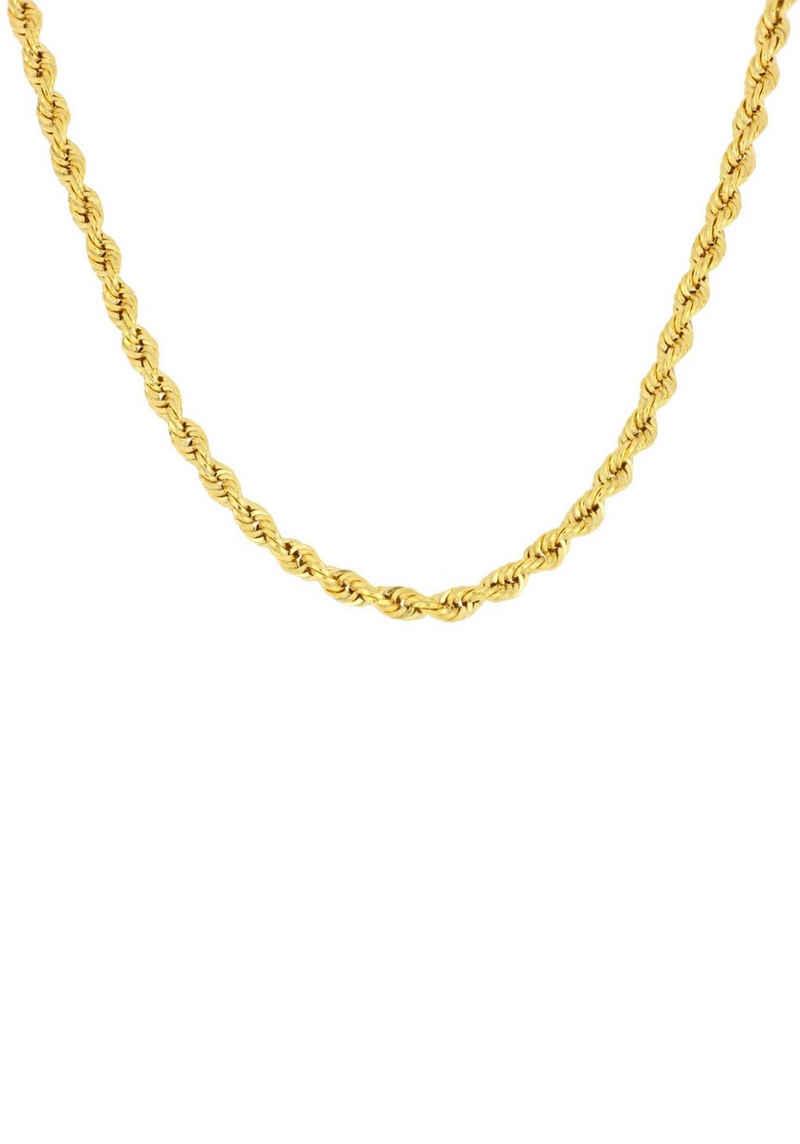 Firetti Goldkette »Kordelkettengliederung, ca. 2,1 mm breit«