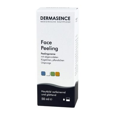 Dermasence Face Peeling, 50 ml