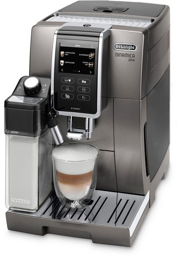 De'Longhi Kaffeevollautomat Dinamica Plus ECAM 370.95.T