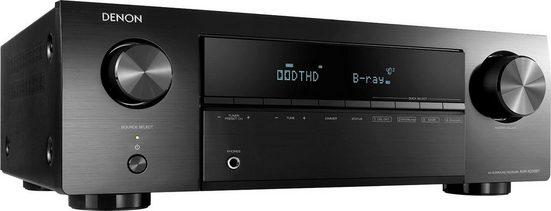 Denon »AVR-X250BT« 5.1 AV-Receiver (Bluetooth)