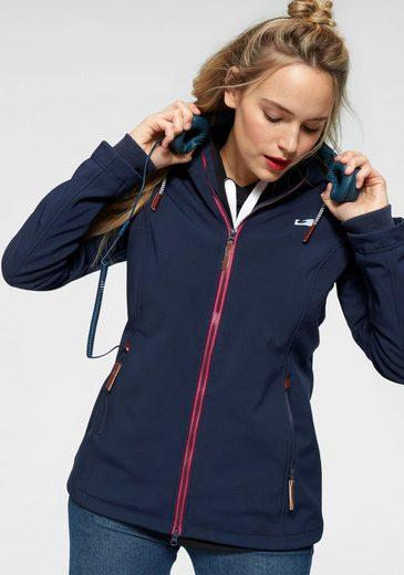 Weichem Ocean Aus Softshelljacke Fleece Innenseite Sportswear wwqA4IU