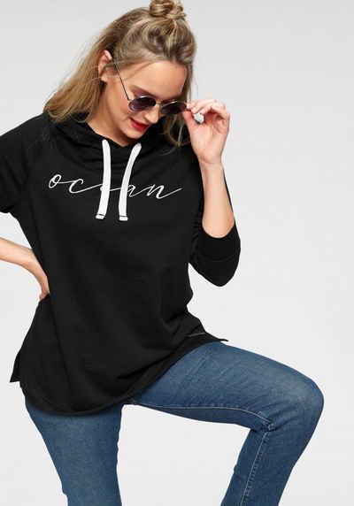 Ocean Sportswear Kapuzensweatshirt »Athleisure Hoodie« in großen Größen