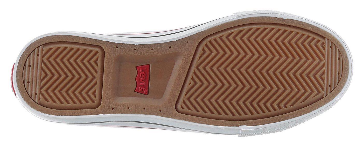 Levi´s® »Stan Buck Lady« Sneaker mit Logoschriftzug außen