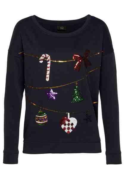 Only Sweatshirt »SHIMMER HOPE«