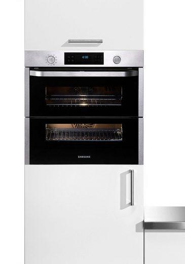 Samsung Einbaubackofen »NV75N5641RS/EG«, katalytische Reinigung, Dual Cook Flex