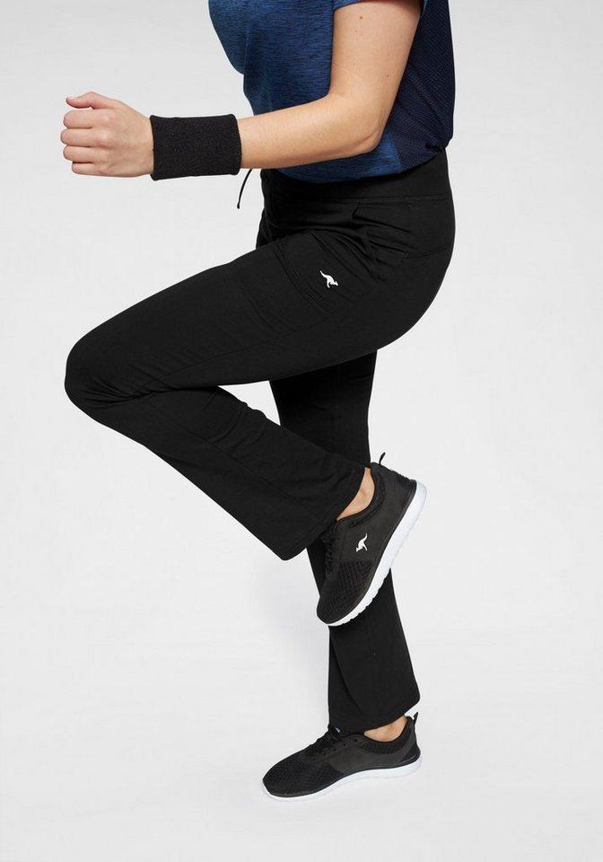 Neupreis online zum Verkauf Online-Einzelhändler KangaROOS Jazzpants Große Größen, Elastisches Material online kaufen   OTTO