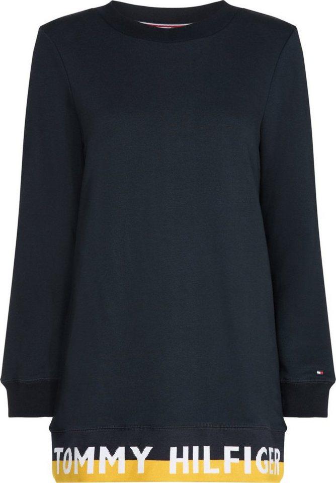 34ba45abd652 Tommy Hilfiger Sweatshirt »KHLOE C-NK SWEATSHIRT LS« online kaufen ...