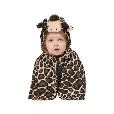 Funny Fashion Kostüm Cape Giraffe Baby