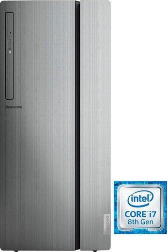 Lenovo ideacentre 720-18ICB Gaming-PC (Intel Core i7, GTX 1060, 16 GB RAM, 1000 GB HDD, 128 GB SSD)