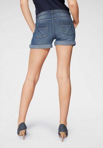 Шорты джинсовые »Kontrastnä...