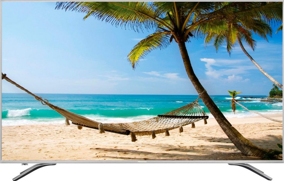 hisense h55a6500 led fernseher 138 cm 55 zoll 4k ultra. Black Bedroom Furniture Sets. Home Design Ideas