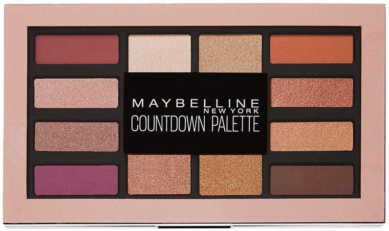 Maybelline New York, »Countdown Palette«, Lidschatten Palette
