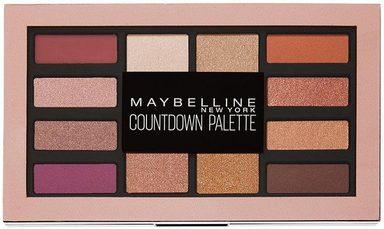 MAYBELLINE NEW YORK Lidschatten-Palette »Countdown«