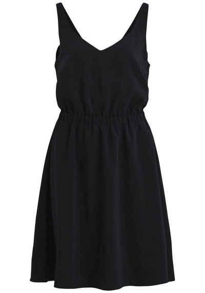 0c431ff972d Vila Chiffonkleid »VILAIA S L V-NECK DRESS« mit tiefem Rückenausschnitt