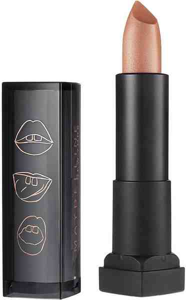 Maybelline New York, »Color Sensational Matte«, Metallic Lippenstift Countdown