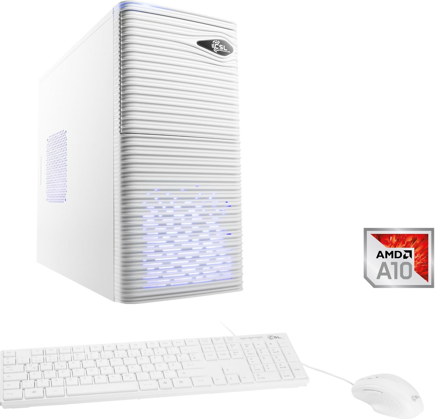CSL Sprint T6815 PC (AMD A10, Radeon R7, 8 GB RAM, 1000 GB HDD, Radeon R7)