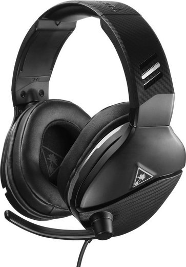 Turtle Beach »Recon 200« Gaming-Headset (Mikrofondesign: Fixiertes, durch Hochklappen stummschaltbares Kugelmikrofon, 40-mm-Lautsprecher)