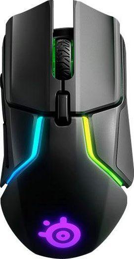 SteelSeries »Rival 650 Wireless« Gaming-Maus (kabelgebunden, Funk)