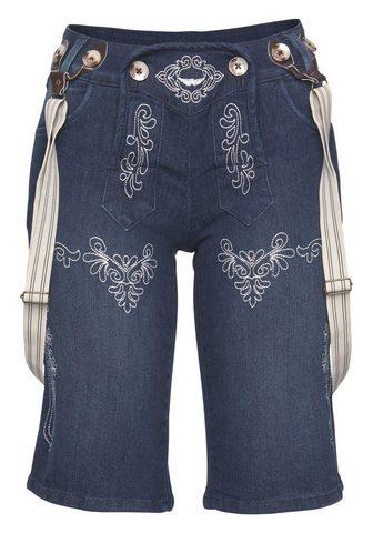 ARIZONA Бермуды джинсовые »Bavaria«...