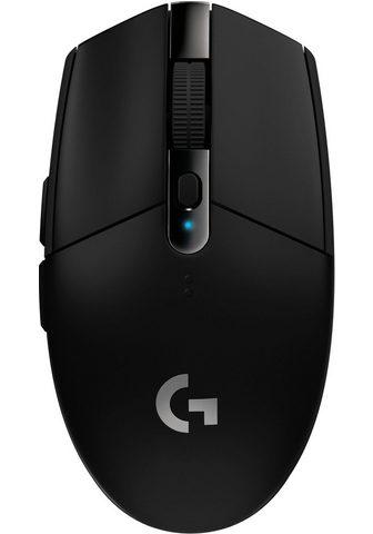 LOGITECH G »G305 Black EER2« Žaidimų pelė (Funk)