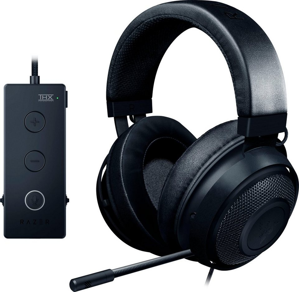 razer kraken tournament edition gaming headset k hlende. Black Bedroom Furniture Sets. Home Design Ideas