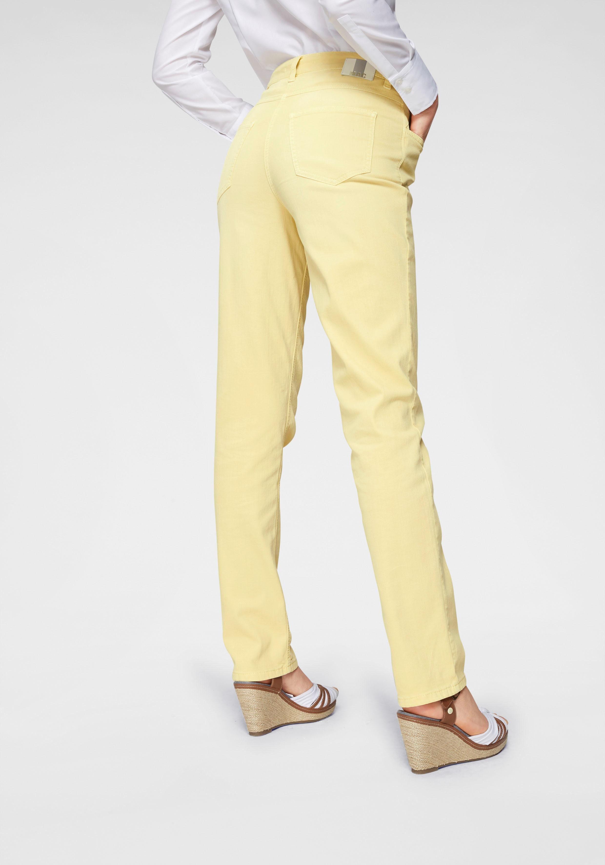 MAC 5-Pocket-Jeans »Angela Summer« In neuer, leichter Sommer-Denim Qualität
