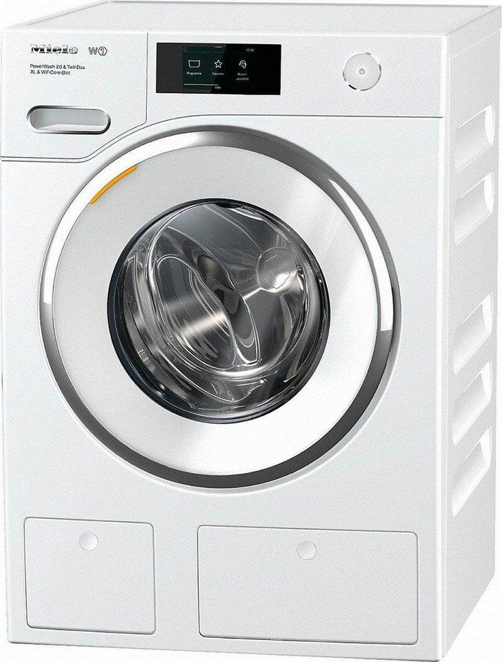 miele waschmaschine wwr860 wps 1600 u min kaufen otto. Black Bedroom Furniture Sets. Home Design Ideas
