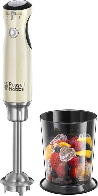 RUSSELL HOBBS Stabmixer 25232-56 Retro, 700 W