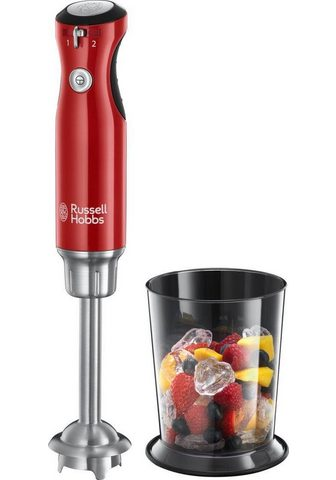 RUSSELL HOBBS Rankinis trintuvas 25230-56 Ribbon Red...