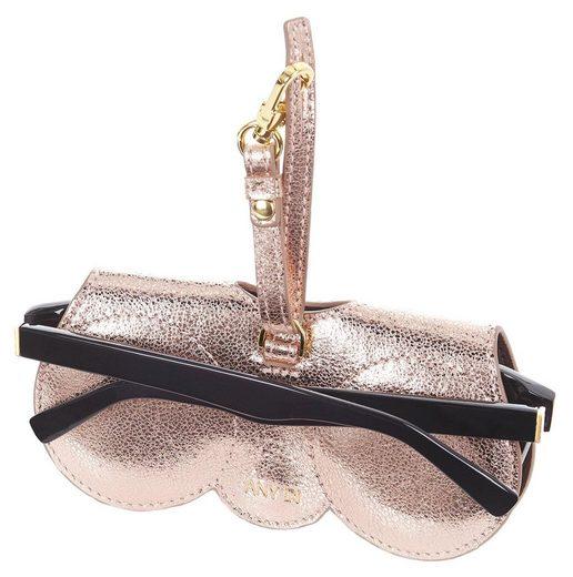 Im Taschenanhänger Look Metallic Brillenetui Mit Any Di HIwqAq5